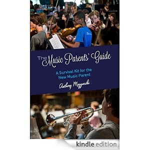 Music Parents' Guide book