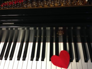 love the piano